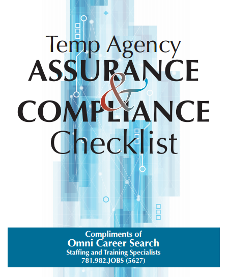 Temp Compliance Checklist